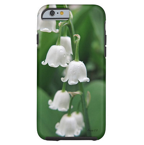Belles of Spring Tough iPhone Case