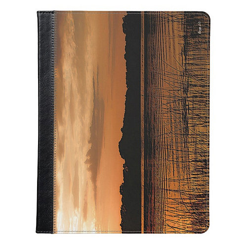Flaming Water Scenic Tablet Case