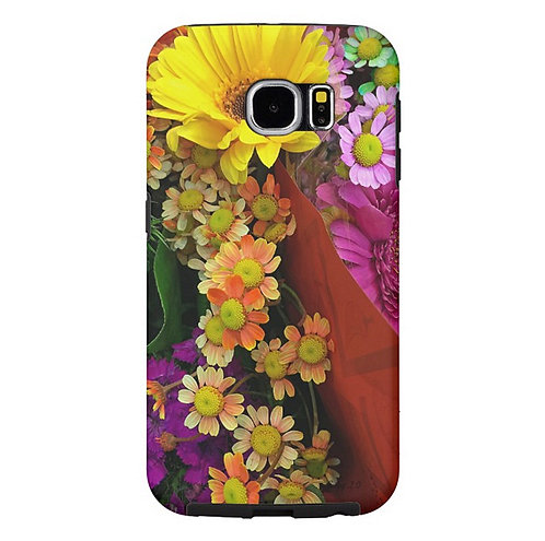 Painted Shades of Happiness - Samsung Phone Case