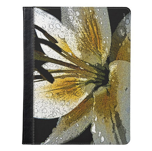 City Life Flower Tablet Case