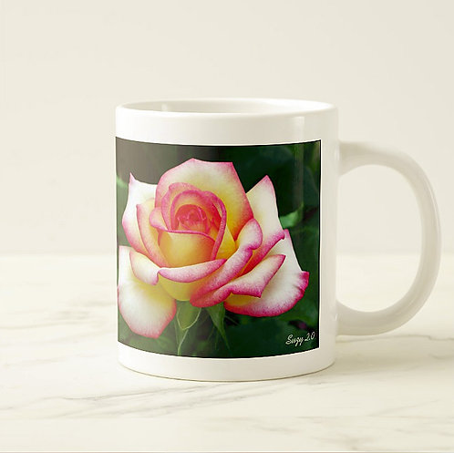 Suzy 2.0 The Rose Flower Mug Right