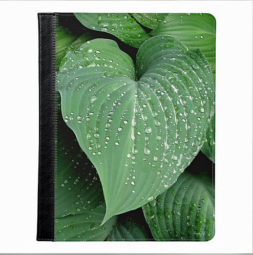 Surrounded By Loved Ones Leaf Tablet Case