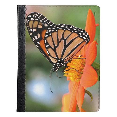 Flying Flower Floral Tablet Case