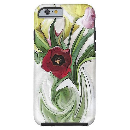 Viennese Waltz Tough iPhone Case