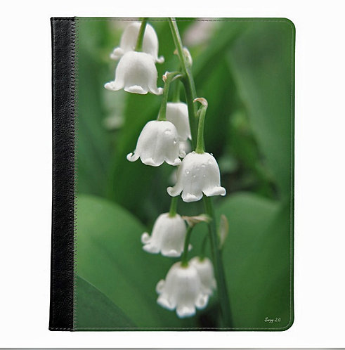 Belles of Spring Flower Tablet Case