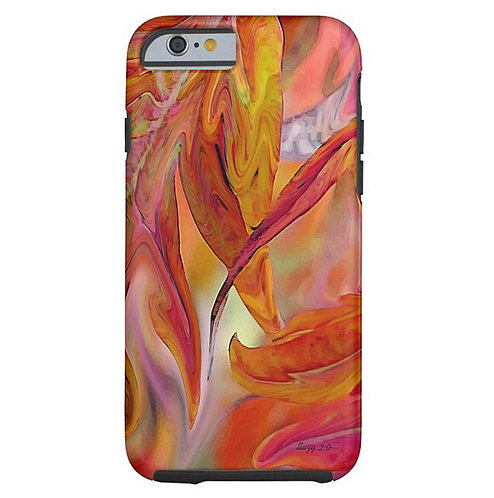 Hot and Spicy Tough iPhone Case