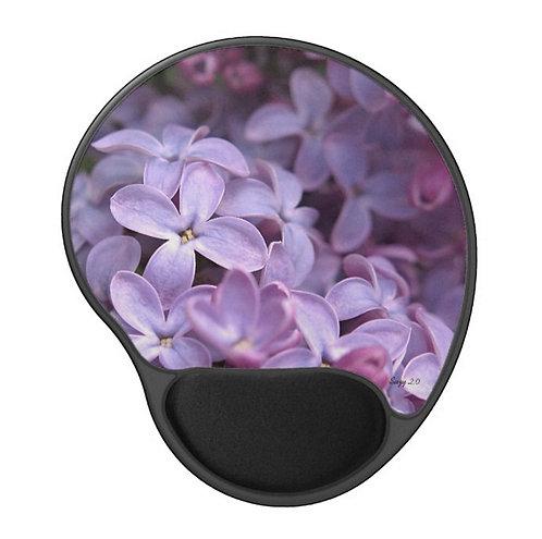 Spring Refrain - Flower Gel Mouse Pad