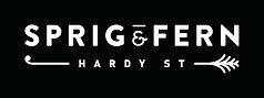 S & F - Logo Variations - Hardy St - S.j