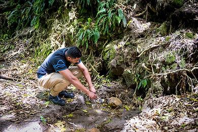 Rotorua Lakes operations Niroy Sumeran (