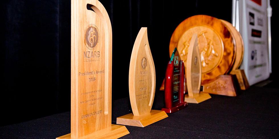 2020 NZ Arb Annual Industry Awards Celebration