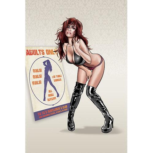 Trixie LaRue Poster