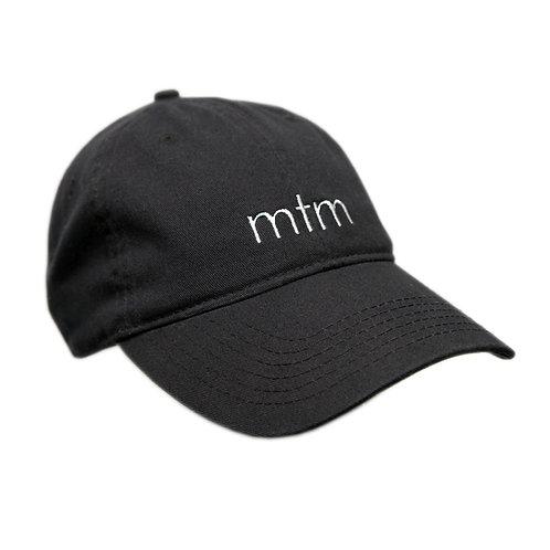 Baseball Cap - mtm Logo