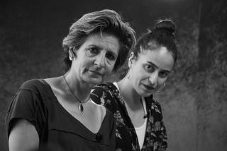 Tamar Fortgang & Artemis Livadarou