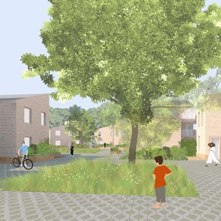 Residential Masterplan Surrey