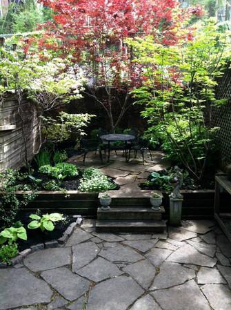 Pears Avenue Shade Garden