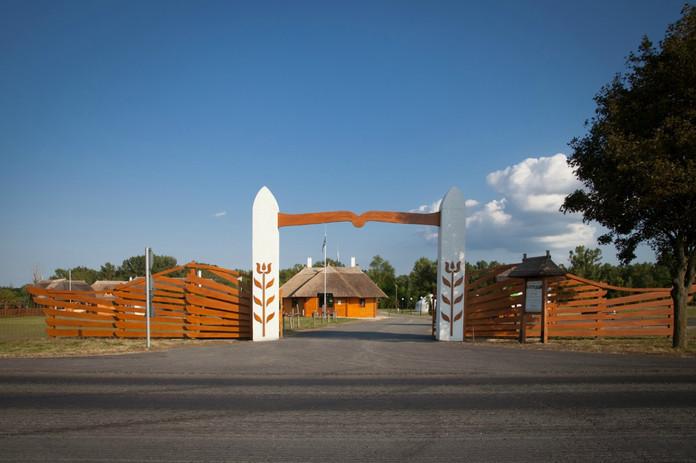 Nagykapu-bejárat