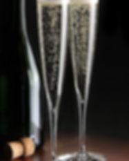 Waterford Elegance Champagne Trumpet Flu