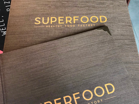 Healthy Review - Superfood Healthy Food Factory, Split, Croatia