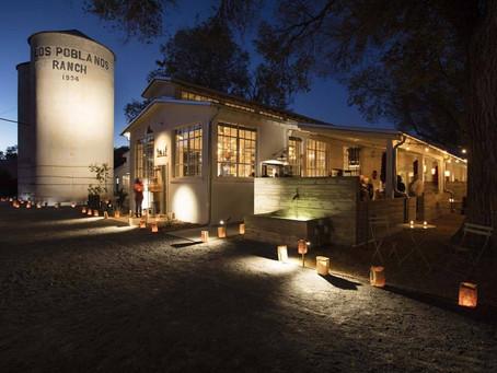 Healthy Review - Campo at Los Poblanos Historic Inn, Albuquerque New Mexico