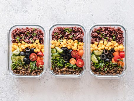 Recipe - Meal Prep and Your Perfect Salad Assembly 101