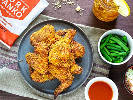 This Is The New Way To Fry Chicken, And...It's Healthy