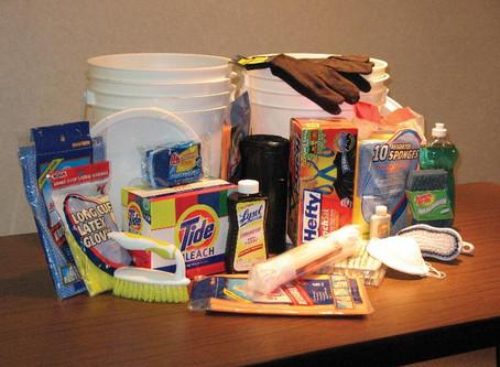 CWS Disaster Bucket Challenge
