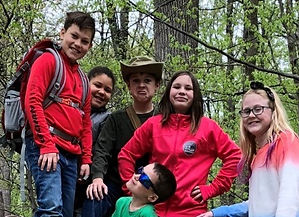 Brethren Buddies Hike Mt. Gretna May 201
