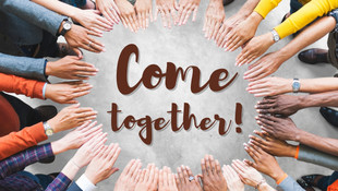 Come together! Wk 3