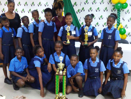 Rural Schools Dominate 2017 KCCU Primary School Quiz
