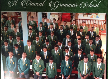 St. Vincent Grammar School celebrates its 109th Anniversary