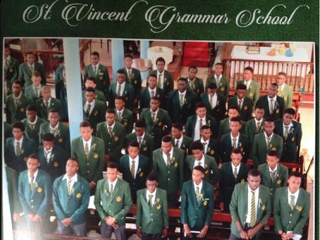 St. Vincent Grammar School celebrates its 109th Anniversary
