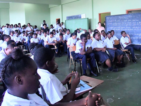 Mountain View Adventist Academy Students Raise Funds for the Bahamas