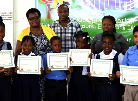 Courts Reading Competition Finals Set For December