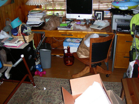 Tips for Reducing the Clutter