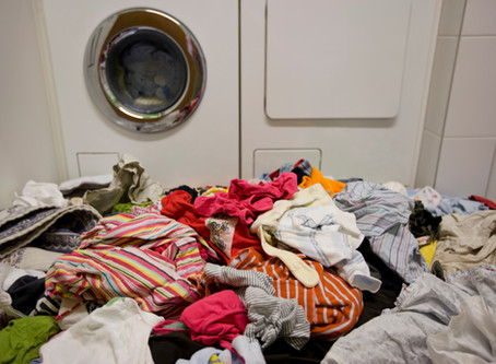 Controlling Laundry Clutter
