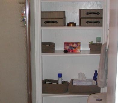 Organizing the Bathroom Zone