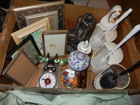 Stuck with Clutter? Five Ways to Get Unstuck!