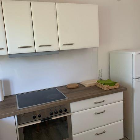 Unsere Küchen sind hoch modern.