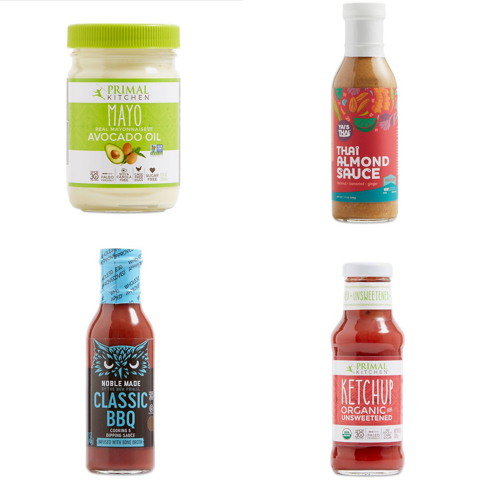 whole30 compliant sauces