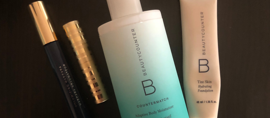 Safer Skincare and a review of Beautycounter
