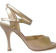 36 Enna CL - Desert Leather 9cm - 239 00