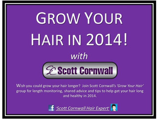 Grow Your Hair with Scott Cornwall