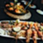 mariscada y paella de mariscos aqui madrid restaurante español