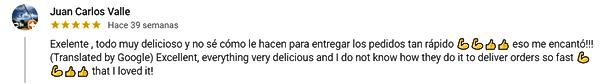 testimonio aqui madrid restaurante