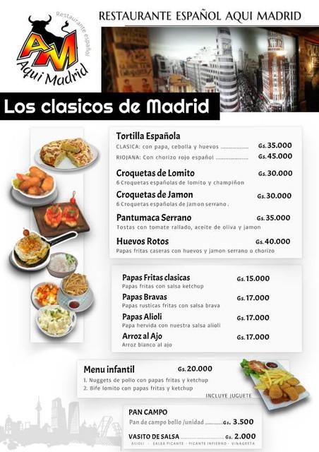 Los clasicos de Madrid