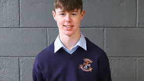 Oisin Cooney (3C) Guest Appearance on the SFAI Kennedy Cup Live Facebook Show