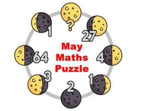 May Maths Puzzle (€25 One4All Voucher to be Won)
