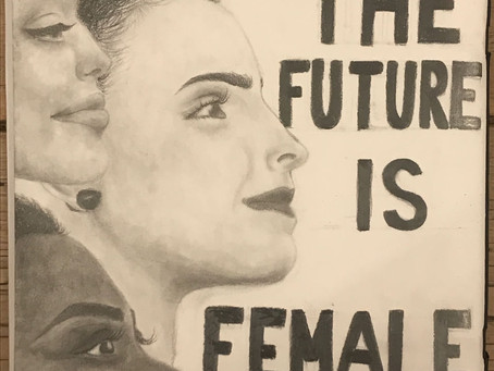 International Women's Day Poster Competition Results