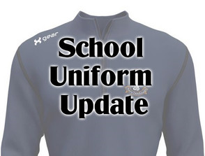 School Uniform Update (July 2021)