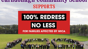CCS Supports 100% Redress for Mica Affected Families